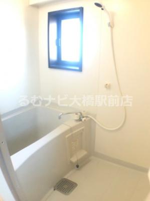 【浴室】フォルスト平尾