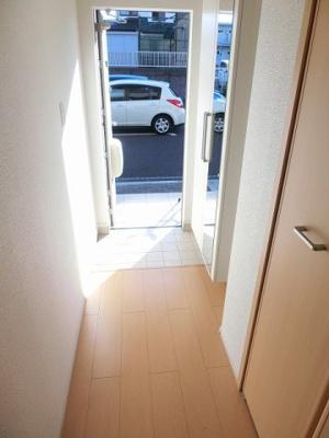 【玄関】ヌーベルエトワールⅠ