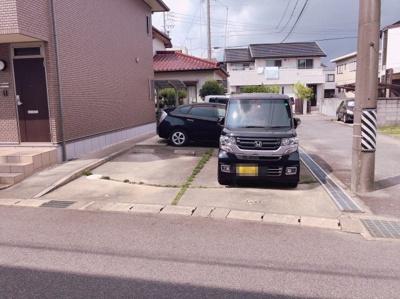 【駐車場】PanaHouseDoi