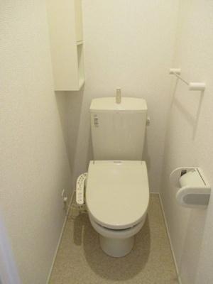 【トイレ】ラ フロラージュ Ⅱ