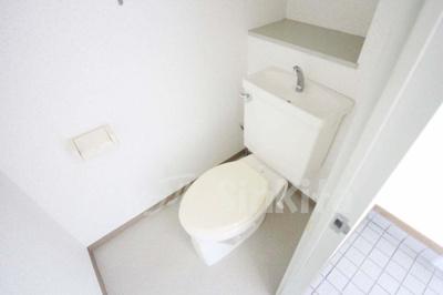 【トイレ】ハピネス743