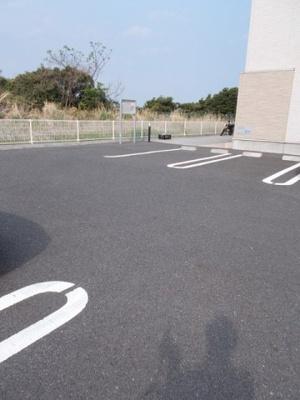 【駐車場】サニープレイス