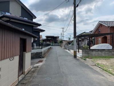 【周辺】白川売地