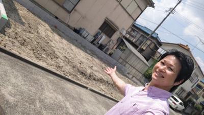 7/30撮影 現状更地です。 南区の不動産の事ならマックスバリュで住まい相談エムワイホームにお任せください。