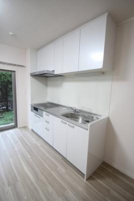 【キッチン】東急日吉テラスハウス
