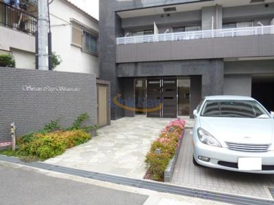 【駐車場】スワンズシティ新大阪