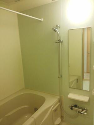 【浴室】レフィナード