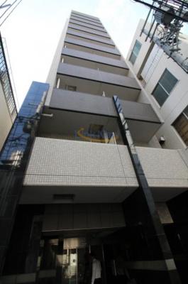 【外観】レジュールアッシュ大阪城WEST