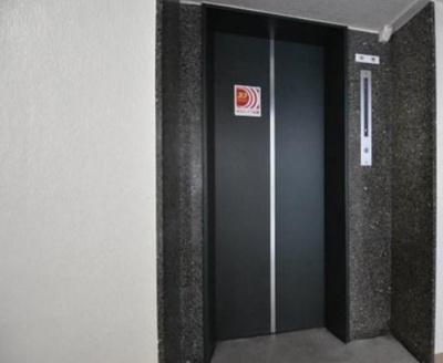 東久蓮根ハイツのエレベーターです。