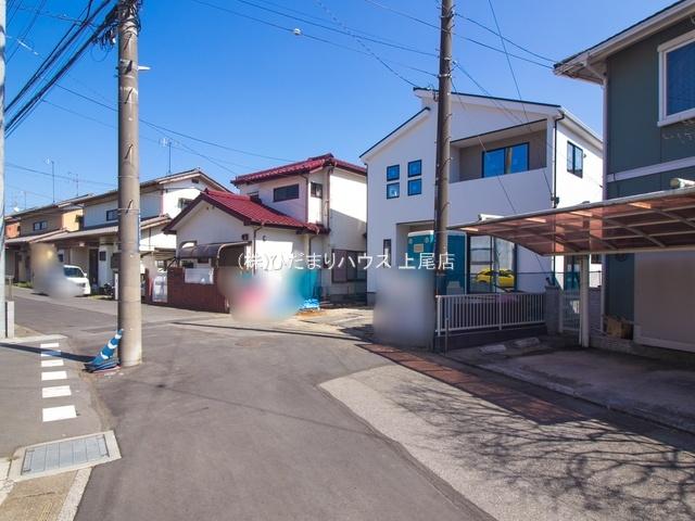 【区画図】蓮田市馬込 6期 新築一戸建て Ricca 01