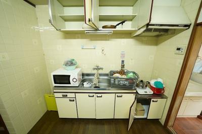 【キッチン】羽束師菱川町439-105