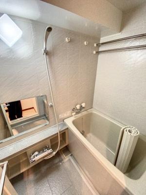【浴室】パレステュディオ新宿パークサイド