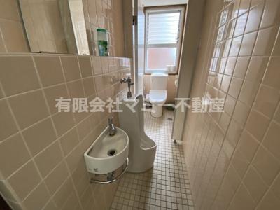 【トイレ】北浜田町事務所S