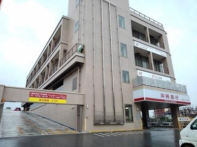沖縄銀行名護支店・大宮支店まで2300m