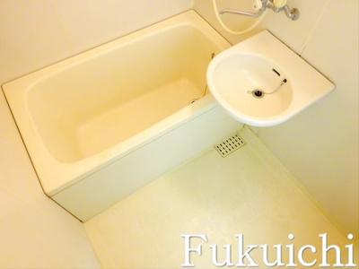 【浴室】フラットファイブ