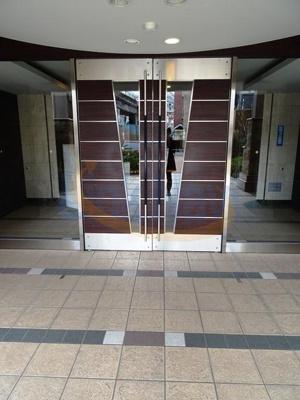 【玄関】プレサンス天満ステーションフロント