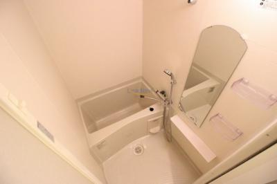 【浴室】プレサンス南森町ライズ