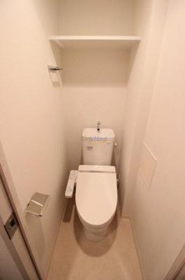 【トイレ】プレサンス南森町ライズ