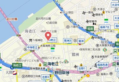 【地図】ラナップスクエア野田