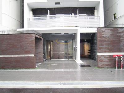 【エントランス】プレサンスNEO心斎橋