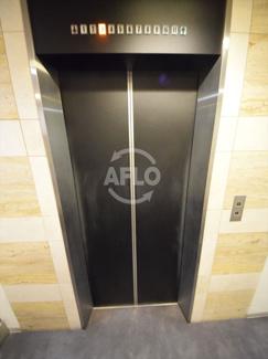 オルグ上町 エレベーター