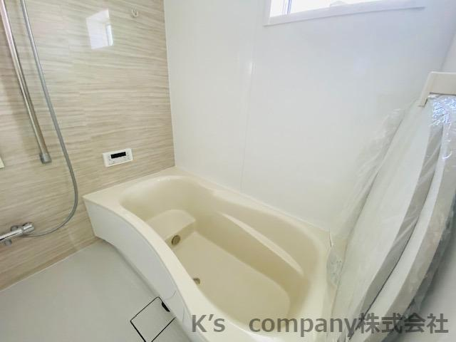 【浴室】高座郡寒川町一之宮3丁目 新築戸建 3号棟