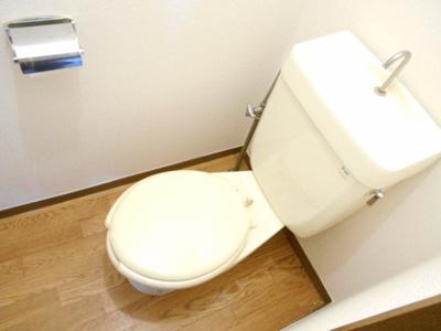 【トイレ】リバーハイツ