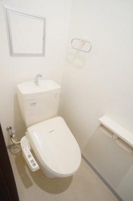 【トイレ】西大路士業ビル