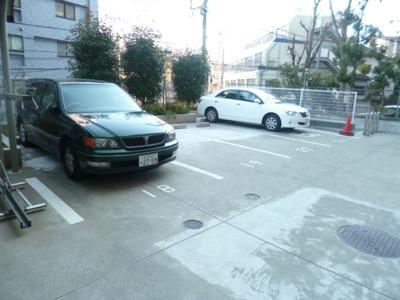 【駐車場】スカイコートヴィーダ五反田ウエスト