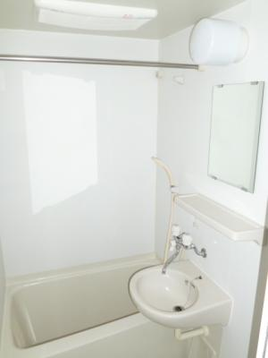 【浴室】スカイコートヴィーダ五反田WEST