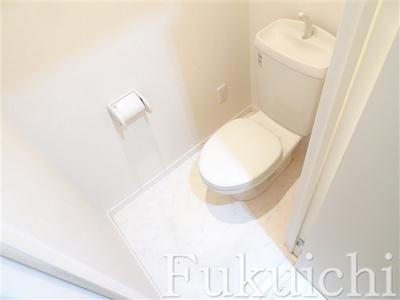 【トイレ】カサブランカ