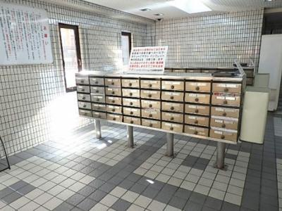 メールボックス