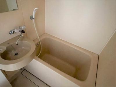 【浴室】ライオンズマンション日本橋