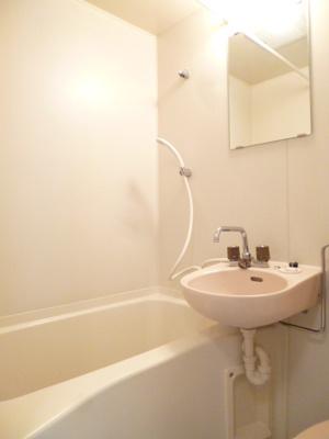 【浴室】スカイコート新宿落合第4