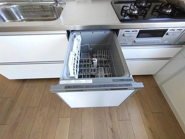 【キッチン】エメラルドマンション東那珂