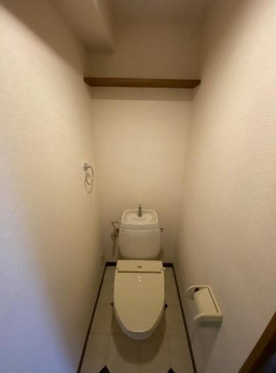【トイレ】カミヤビル