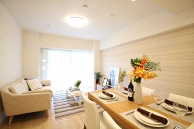 【外観】仲介手数料無料■大島スカイハイツ  5階 リノベーション済
