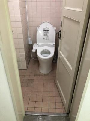 【トイレ】扇ビル