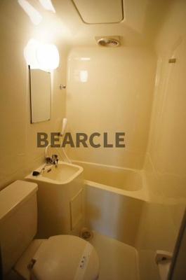 【浴室】エバグリーンヴィラ堀川