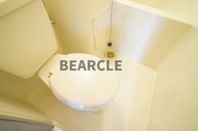 【トイレ】エバグリーンヴィラ堀川