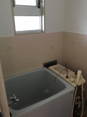 【浴室】GS岡町(事務所)
