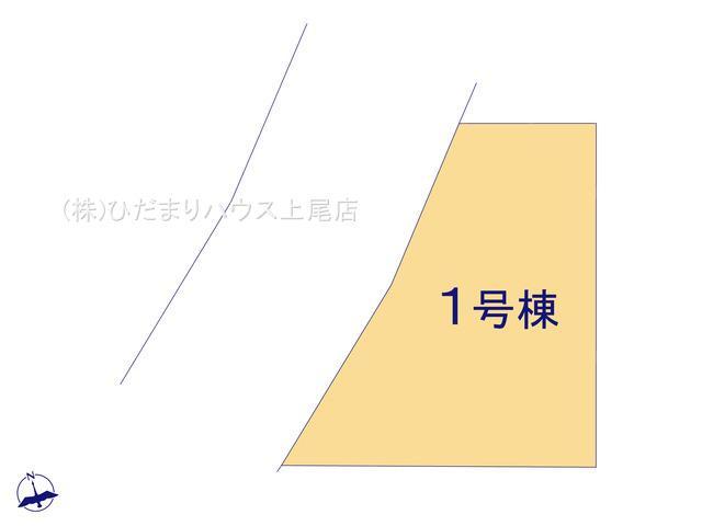 【区画図】伊奈町寿 21-1期 新築一戸建て リナージュ 01