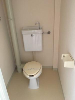 【トイレ】GS岡町