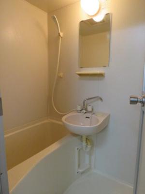 【浴室】BSマンションα