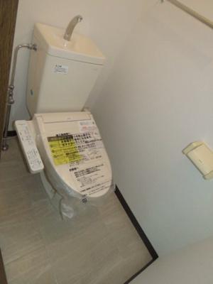 【トイレ】BSマンションα