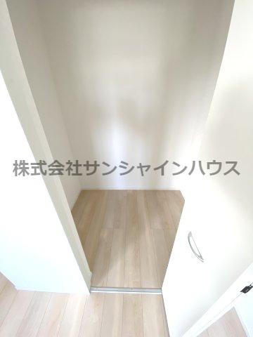 2階7.2帖の洋室のクローゼットです!