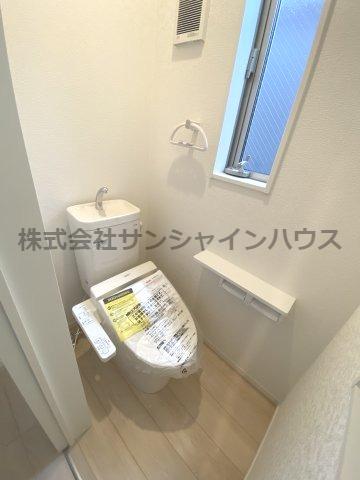 トイレです!