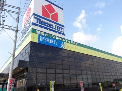 ヤマダ電機テックランド山口本店(ヤマダ電機)まで1,171m