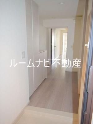 【玄関】パレステージ西ケ原