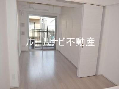 【居間・リビング】パレステージ西ケ原